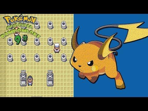 "Pokémon R.F Ramdomlocke EP 9""El puto laberinto del gimnasio"""