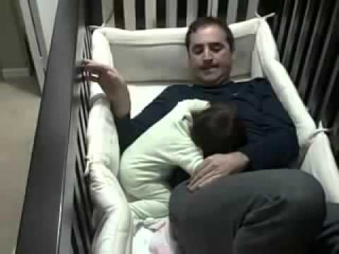 Как положить с ребенка спать? Смешное видео!!! Приколы с детьми!!!