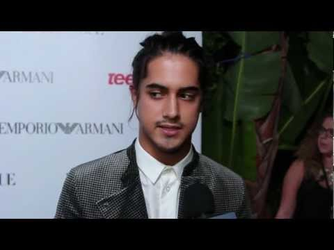 Avan Jogia Interview - Teen Vogue Young Hollywood 2012