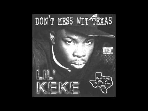 Lil' Keke   Money In The Making Feat  Herschelwood Hardheadz Chopped & Screwed By D J  LILBONE