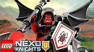 ФИНАЛ ! ЛАВАРИЯ - LAVARIA ! Lego Nexo Knights Игра про Мультики Лего Нексо Найтс на русском языке