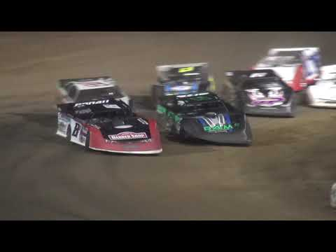 IMCA Late Model feature Independence Motor Speedway 7/27/19