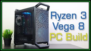 $400 Entry Level Gaming PC Build | Ryzen 2200g (Fortnite, PUBG, Far Cry 5 Benchmarks & MORE)