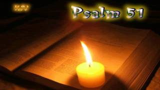 (19) Psalm 51 - Holy Bible (KJV)
