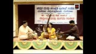 Mahalakshmi Shenoy Karkala... Kannada Devotional Song.. KRISHNAA  ENABAARADE ( Purandara Dasa)