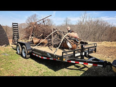 New Equipment Trailer - Load Trail