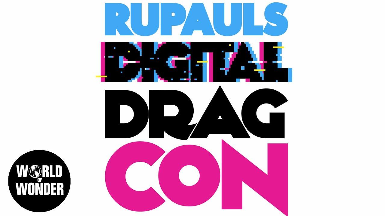 Download RuPaul's Digital DragCon 2020: Day 1