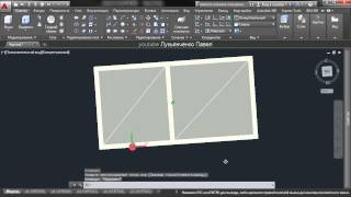AutoCAD - 3D Динамические блоки (часть-1)