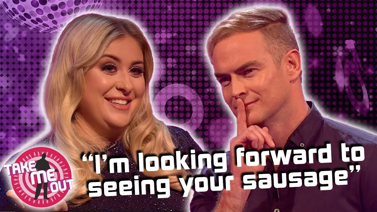 UN-BRI-LIEVABLE! Would you eat cheese on cornflakes? |Take Me Out | Series 11