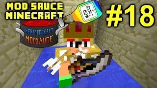 Minecraft Mod Sauce Ep. 18 - Rapier & Cutlass !!! ( HermitCraft Modded Minecraft )
