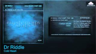 Dr Riddle - Cold Heart (NX-Trance Mix)