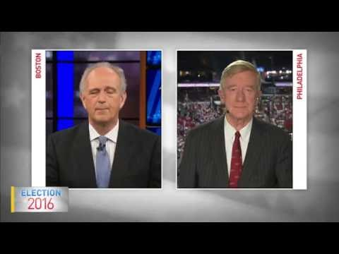 Former Mass. Governor Bill Weld Catches Up From The DNC