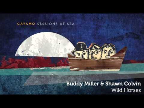 """Buddy Miller & Shawn Colvin - """"Wild Horses"""" [AUDIO ONLY]"""