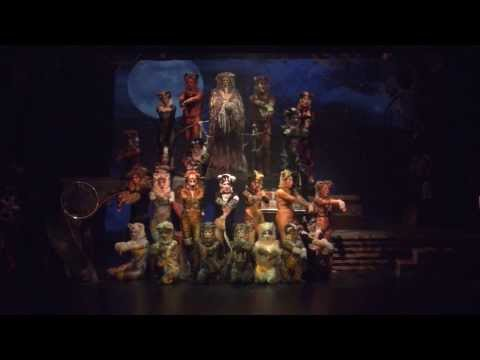 "Highland Park Players ""CATS"" Jellicle Songs for Jellicle Cats"