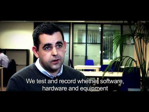 CTGEurope - Meet Nico, Regulatory Compliance Engineer at CTG Belgium.