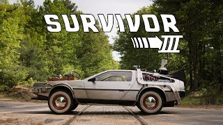 MOST EXPENSIVE DELOREAN EVER - 1981 Back to the Future TIME MACHINE thumbnail