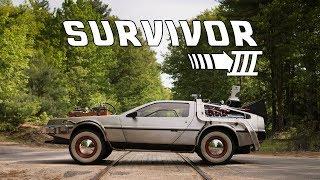 MOST EXPENSIVE DELOREAN EVER - 1981 Back to the Future TIME MACHINE