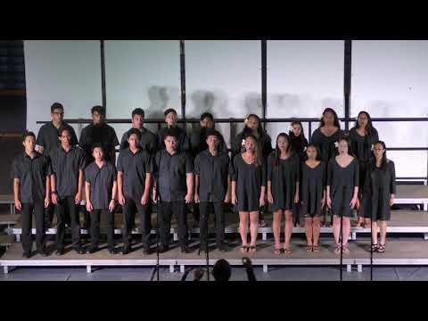 2019 MDHS Choir Festival Kamehameha Schools Maui Hawaiian Ensemble