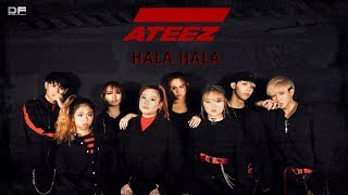 ATEEZ (에이티즈) - HALA HALA (Hearts Awakened, Live Alive) Dance Cover