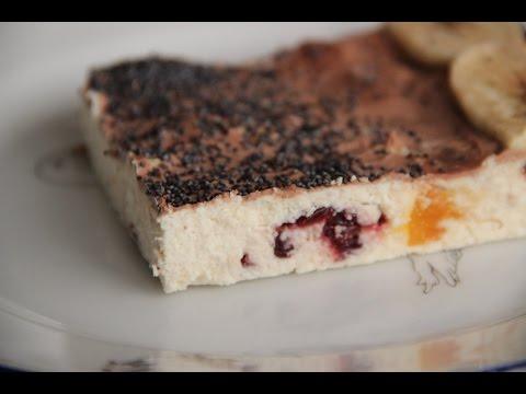 Диетический чизкейк, пошаговый кулинарный рецепт с фото