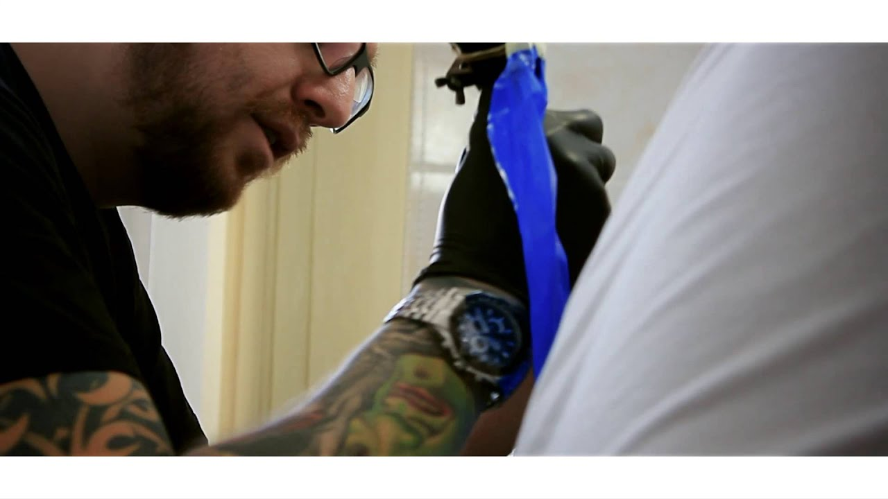 Till Death Tattoo