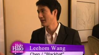 Leehom Wang Interview for