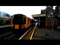 Train Spotting at Parkstone 03/02/17