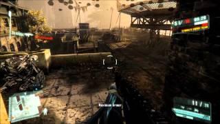 Crysis 3 Multiplayer Marshall gameplay 30-0 Killstreak!