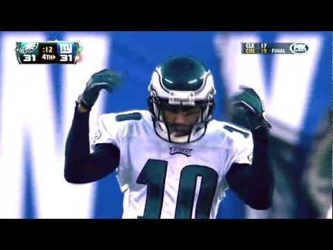 Desean Jackson Punt Return Touchdown vs Giants