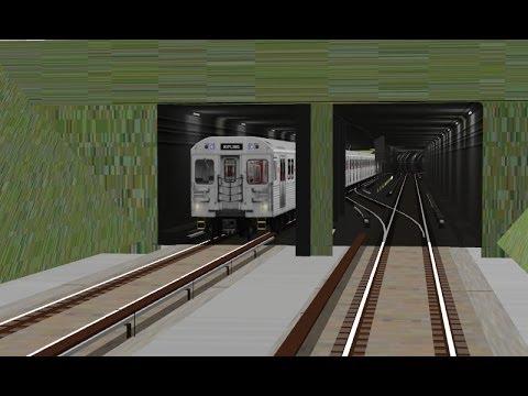 OpenBVE: The Secret Bloor-Danforth Tunnel