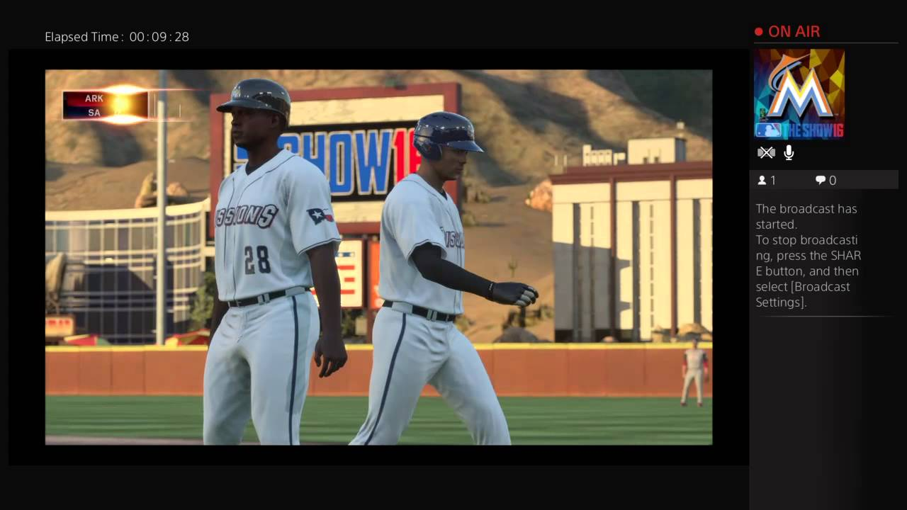 Mlb The Show 16 Career Mode Youtube