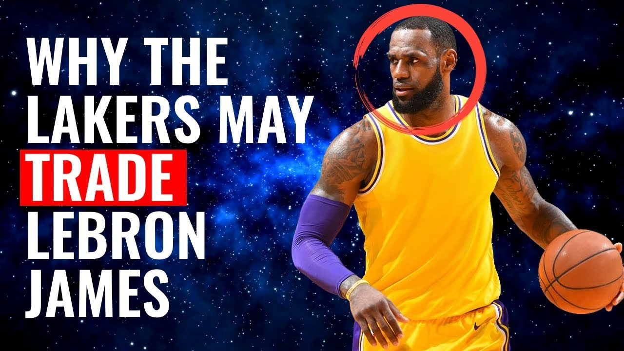 WHY LEBRON JAMES MAY BE TRADED FROM THE LOS ANGELES LAKERS | INSIDER TELLS THE TRUTH|
