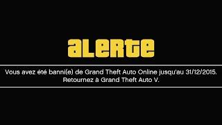 JE SUIS BAN DE GTA ONLINE! (Best of #46)