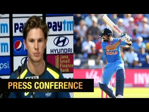 Virat Kohli's Wicket Is Good For Confidence: Adam Zampa | Ind vs Aus | Sports Tak