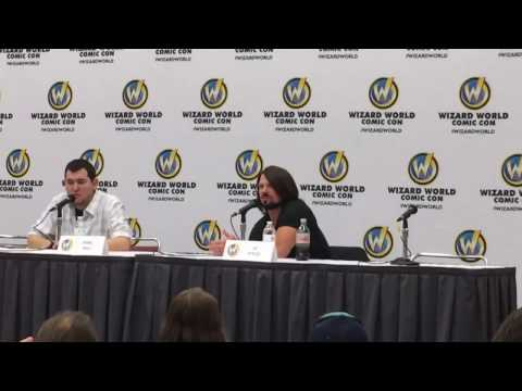 AJ Styles Answers Questions at Wizard World Portland