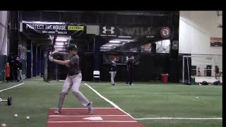 Andrew (drew) Wiegman Baseball PBR Showcase! Ranked Top 2 in 60 times and in exit velocity