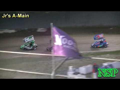 April 26, 2019 Junior Mini Sprints A-Main Deming Speedway