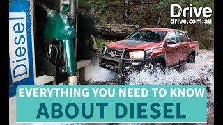 How Diesel Engines works, Diesel Explained   Drive.com.au