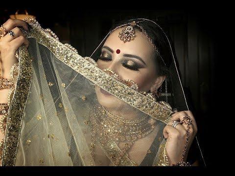 Maquillage mariage indien par Navela - Indian Bridal Makeup by Navela