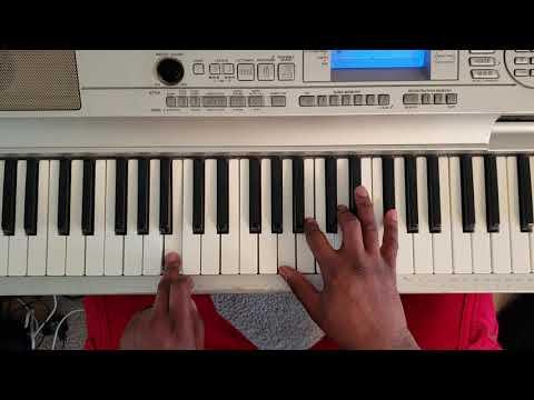 XSCAPE - UNDERSTANDING (PIANO TUTORIAL) G Major