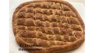 Ramazan pidesi tarifi / Ustasından alınmış evde yapılabilecek en iyi pide tarifi / Ev Lezzetleri
