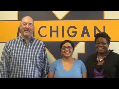 University of Michigan CAPS Staff