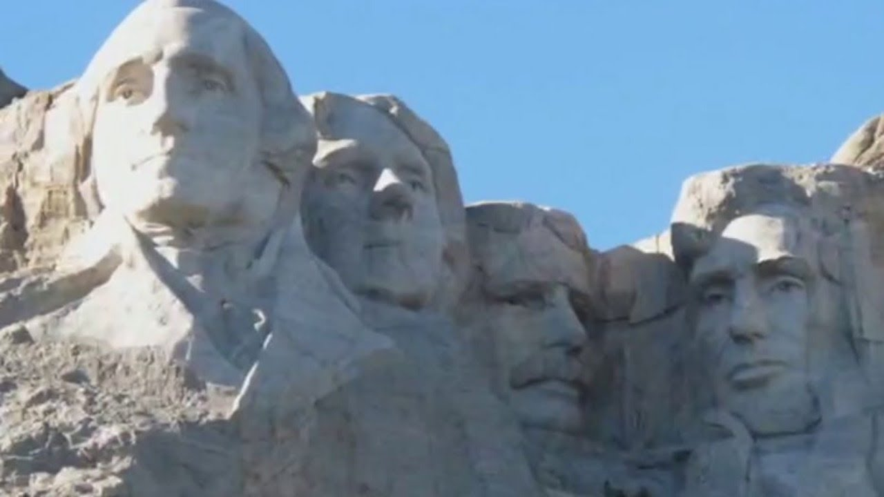 FULL: President Trump  South Dakota's 2020 Mount Rushmore Fireworks Celebrations