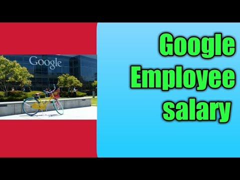 Unbelievable Google Employee Salary || Highest Paying Jobs