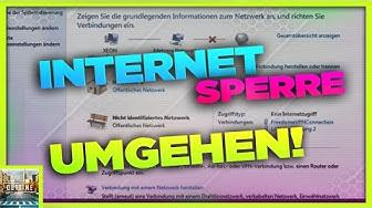 INTERNETSPERRE UMGEHEN-bei Allen ROOTERN [Unter 3 Minuten]