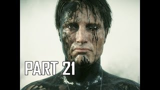 BOSS FIGHT #2 - DEATH STRANDING Walkthrough Part 21 (PS4 Pro)