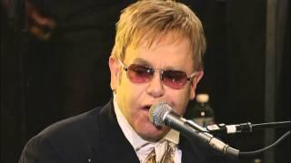 Elton John - 2) Porch swing in Tupelo