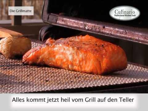 Grillmatte Für Gasgrill : Die culinario grillmatte jetzt bei danto youtube
