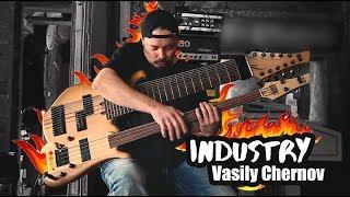 Vasily Chernov Industry Fingerstyle 12 Strings Bass Василий Чернов