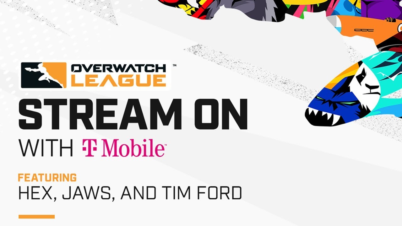 Overwatch League Stream On with T-Mobile – Summer Showdown